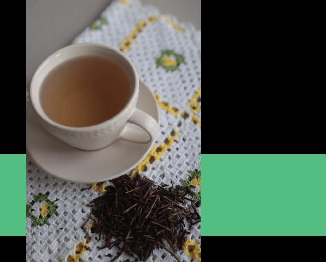 Chá 3 anos